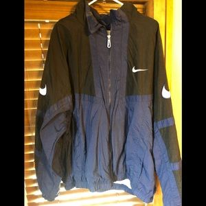 Nike Men's XXL Jacket Pockets Zipper Clean